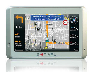 a-rival - NACA 500 Navigationssystem (Foto: a-rival)