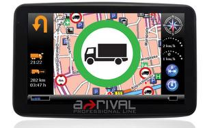 a-rival NAV-PNF 50 T Truck Navigationssystem-2 (Foto: A-rival)