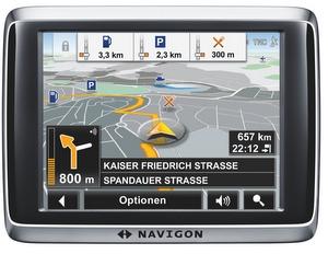 navigon 2510 Navigationssystem (Foto: Navigon)