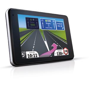 Garmin Nüvi 3790T Navigationssystem (Foto: Garmin)
