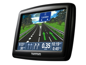 Tomtom XL IQ Routes Edition 2 Navigationssystem (Foto: Tomtom)