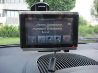 Falk Vision 700 Navigationssystem navigogo test-freisprecheinrichtung (Foto: Jürgen Lück)