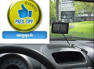tomtom xl2 navigogo test (Foto: Jürgen Lück)