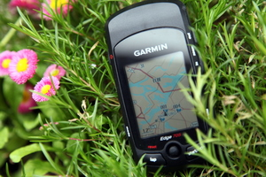 Test: Navigationsgerät Garmin Edge 705