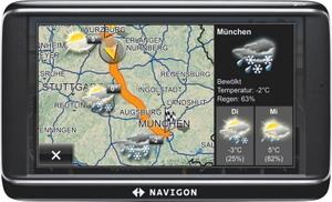 NAVIGON70PremiumLive Navigationssystem (Foto: Navigon)