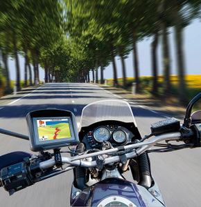 NavGear_Motorrad-Navigationssystem TourMate_MX-350 (Foto: Pearl)