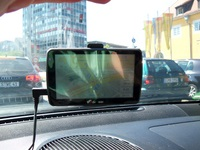 Navgear Street Mate RS-50-3D spiegelt (Foto: juergenlueck.com)