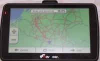 Navgear StreetMate RS-50 3D-Routenberechnung (Foto: juergenlueck.com)