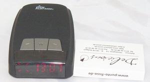 Poicon POI Pilot 5000+ Radarwarngerät (Foto: juergenlueck.com)
