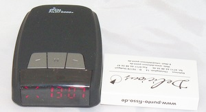 Navigogo-Test: Das Poicon POI-Pilot 5000+ GPS Radarwarngerät