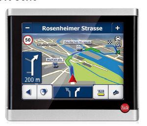 Falk R300 Navigationssystem (Foto: Falk)