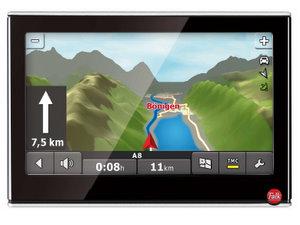 Kreisverkehr: Falk S400 Navigationssystem