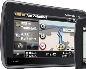 Medion GoPal P5455 Navigationssystem (Foto: Medion)