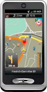 NAVIGONselect_Android Handy Navigation ADAC TEst (Foto: Navigon)
