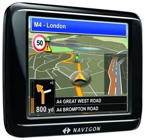 Navigon 20 Navigationssystem (Foto: Navigon)