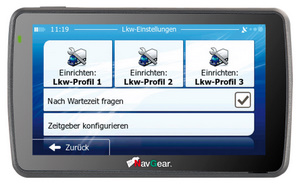 PX-4545_2_NavGear_5_Zoll_Navigationssystem_StreetMate_RS50-3D_LKW-Edition (Foto: Pearl)