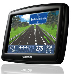 Tomtom Start XL Navigationssystem (Foto: Tomtom)
