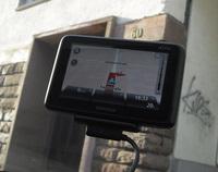 hausnummer tomtom go live 1000 navigationssystem navigogo test (foto: juergenlueck.com)