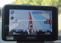 stau test hd traffic tomtom go live 1000 navigationssystem navigogo test (foto: juergenlueck.com)