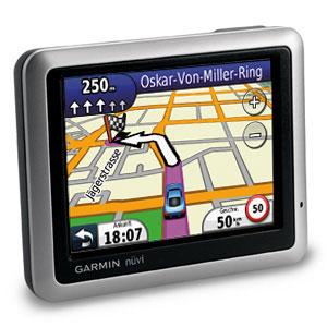 Testsieger: Garmin Nüvi 1245 Navigationssystem
