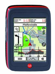 Gelungene Premiere: Falk Ibex 30 Outdoor Navigationssystem