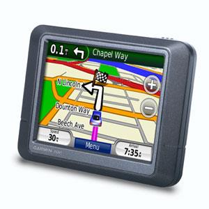 Garmin Nüvi 245WT Navigationssystem foto garmin