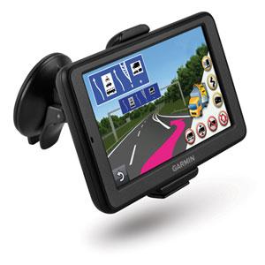 Findet beste Raststätten: Garmin dezl 560LT LKW und Wohnmobil Navigationssystem