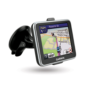 Klein und gut: Garmin nüvi 2240LT Navigationssystem