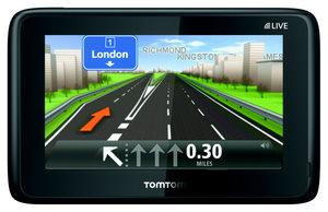 Vom Feinsten: Tomtom Go Live 1005 Navigationssystem