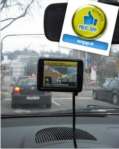 Navigogo-Test: Navigon 20 Plus Navigationssystem