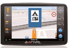 a-rival PNF 50 Navigationssystem foto a-rival