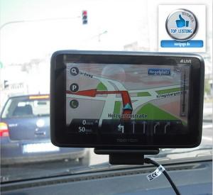 Navigogo-Test: Das Tomtom Go Live 1005 Navigationssystem