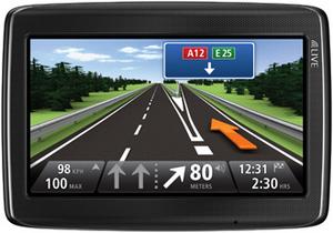 Bestens: Tomtom Go Live 825 Navigationssystem