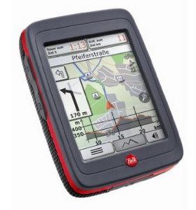 falk ibex 40 outdoor fahrrad navigationssystem