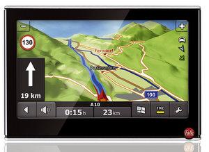 Falk S450 Navigationssystem foto falk