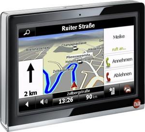 falk neo 550 navigationssystem foto falk
