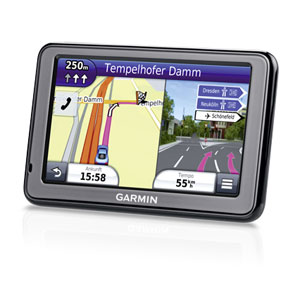 Garmin Nüvi 2495LMT Navigationssystem foto garmin