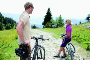Fahrradnavis – immer wissen, wo man radelt