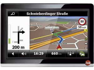 Falk Pur 550 Navigationssystem foto falk_