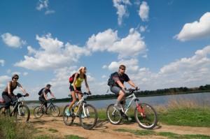 Navi-Systeme für Fahrräder