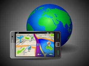 Die Weltkarte für die Hosentasche – Handys mit Navi-Funktion