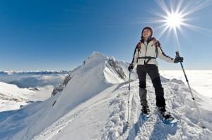 Navis für den Wintersport