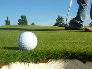 Qaddy von a-rival – GPS-Uhr für Golfer