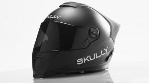 Skully AR-1: Mitdenkender Motorradhelm mit Navigationssystem